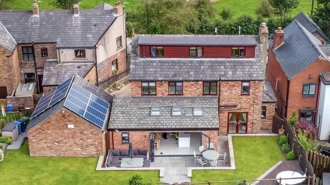 Thumbnail Detached house for sale in Dean Terraced, Ashton-Under-Lyne, Tameside, Greater Manchester
