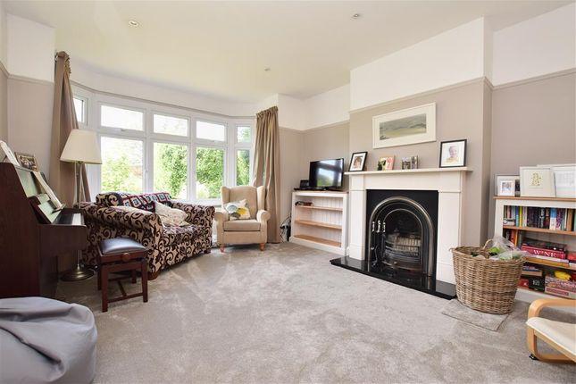 Thumbnail Semi-detached house for sale in Spring Park Avenue, Shirley, Croydon, Surrey