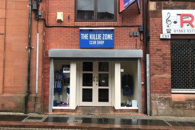 Thumbnail Retail premises to let in Nelson Street, Kilmarnock