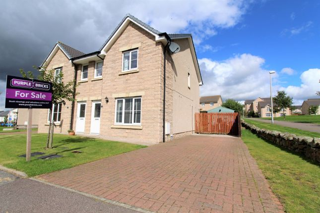 Semi-detached house for sale in Skene View, Westhill, Aberdeen
