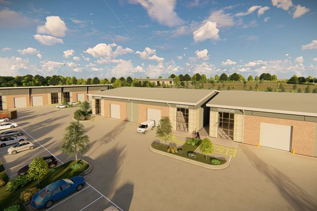 Industrial to let in Beauchamp Business Park, Kibworth, Leicestershire