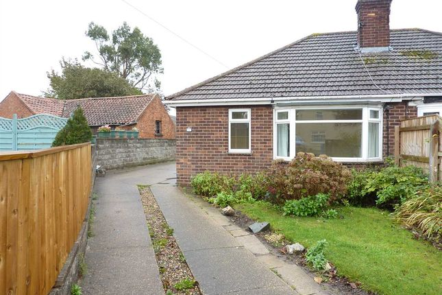 Thumbnail Semi-detached bungalow for sale in Stallingborough Road, Immingham, Near Grimsby