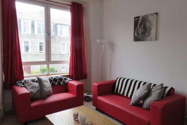 Thumbnail Flat to rent in Elmfield Avenue, Aberdeen
