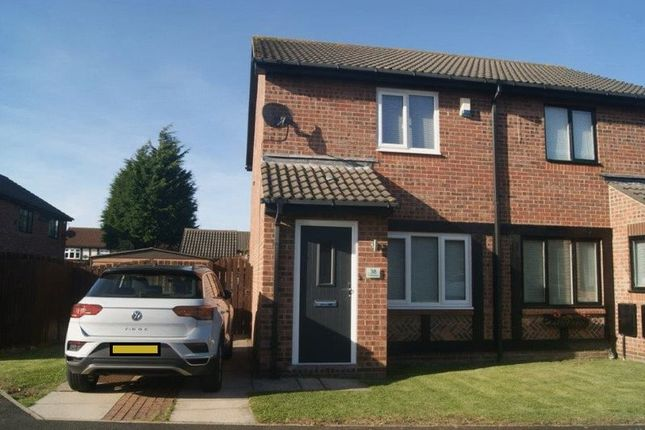 Thumbnail 2 bed detached house for sale in Edgemount, Killingworth, Newcastle Upon Tyne
