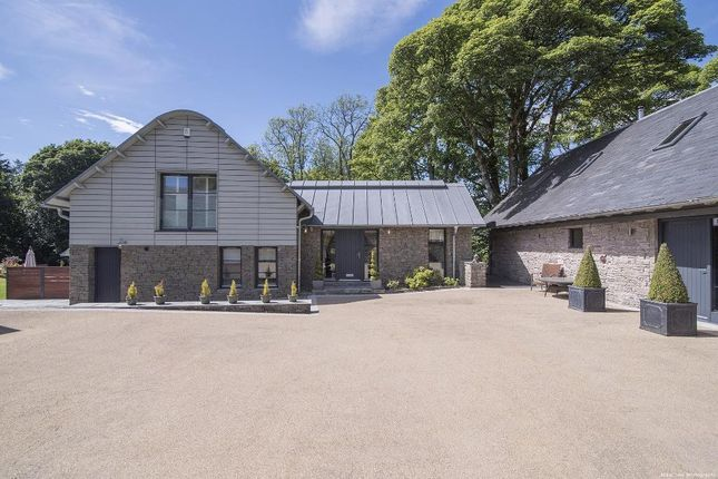 Thumbnail Detached house for sale in Glen Road, Dunblane, Dunblane, Scotand