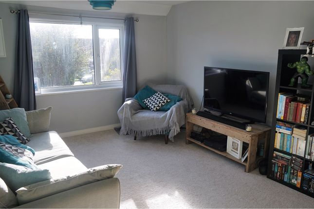 Thumbnail Maisonette for sale in Heronfield Close, Redditch