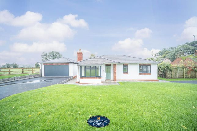 Thumbnail Detached bungalow for sale in Rugby Road, Brandon, Coventry