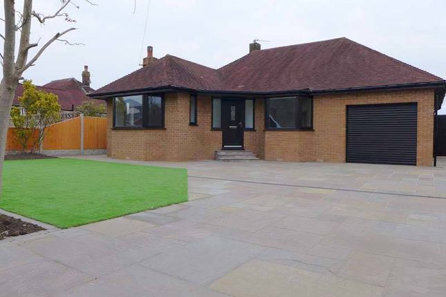 Thumbnail Detached bungalow for sale in Meadows Avenue, Thornton-Cleveleys