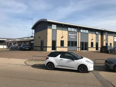 Thumbnail Office for sale in Prospect Court, West Lane, Eurolink, Sittingbourne, Kent
