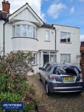 Thumbnail Semi-detached house to rent in Brixham Crescent, Ruislip Manor, Ruislip