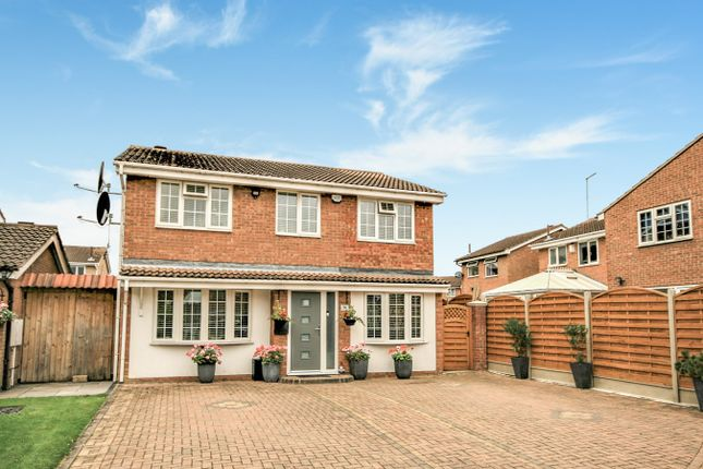 Thumbnail Detached house to rent in Wilford Avenue, Northampton