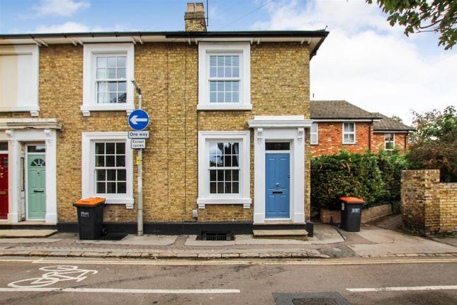 Thumbnail End terrace house to rent in Church Road, Leighton Buzzard