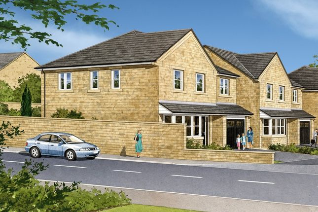 Thumbnail Detached house for sale in Plot 1, Mount Pleasant Close, Bolton-Upon-Dearne
