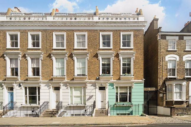 Thumbnail Terraced house for sale in Fitzroy Road, London