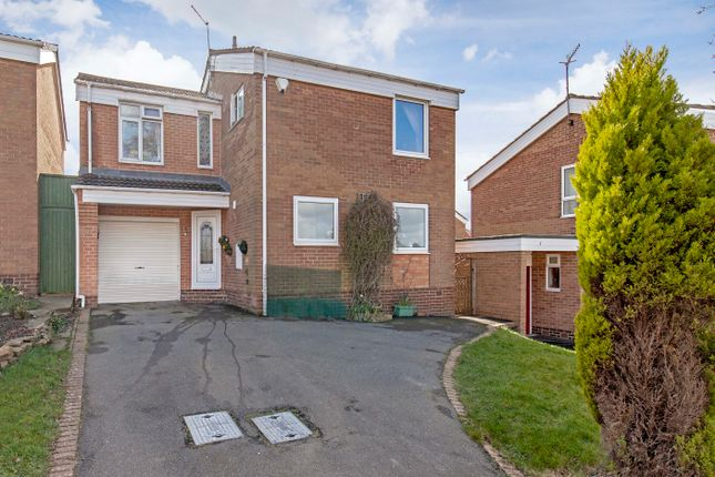 Front External of Mill Stream Close, Walton, Chesterfield S40