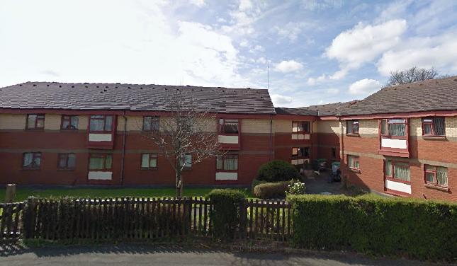 1 bed flat to rent in Mayflower Court, Shirebrook NG20