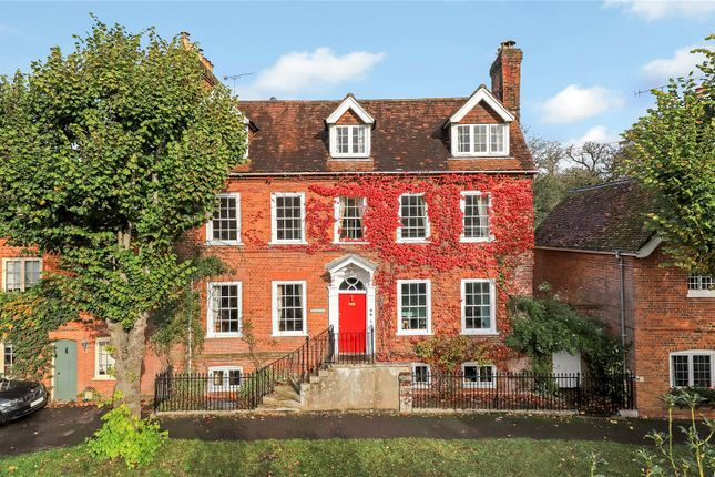 Thumbnail Detached house for sale in Main Road, Hursley, Winchester, Hampshire