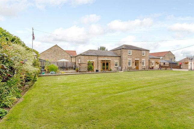 Thumbnail Detached house for sale in South Back Lane, Terrington, York