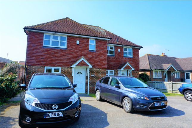 Thumbnail Semi-detached house for sale in Cottage Lane, Westfield, Hastings