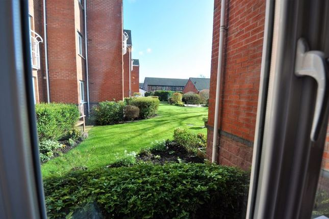 Bedroom View of Lovell Court, Parkway, Holmes Chapel CW4