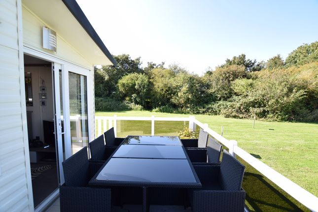 Deck Area of Woodland Walk, Pevensey Bay BN24