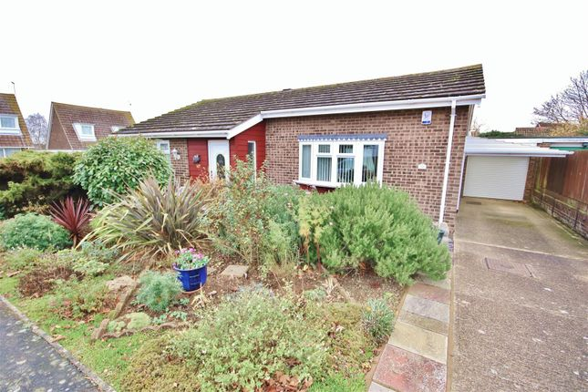 Thumbnail Detached bungalow for sale in Woodfield Close, Walton On The Naze