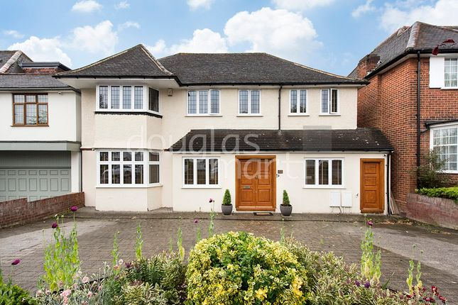 Detached house for sale in Downage, London
