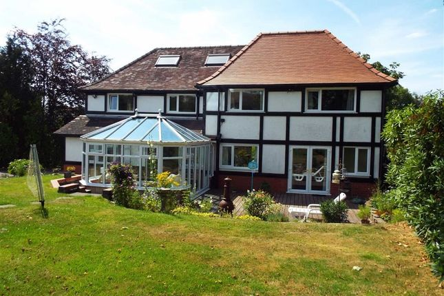 Thumbnail Detached house for sale in Whalley Road, Ramsbottom, Greater Manchester