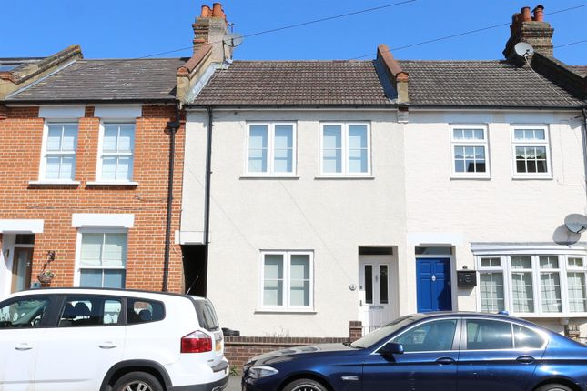 Thumbnail Terraced house to rent in Edward Road, Chislehurst