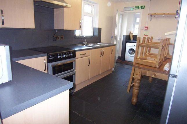Kitchen of Penglais Terrace, Aberystwyth, Ceredigion SY23