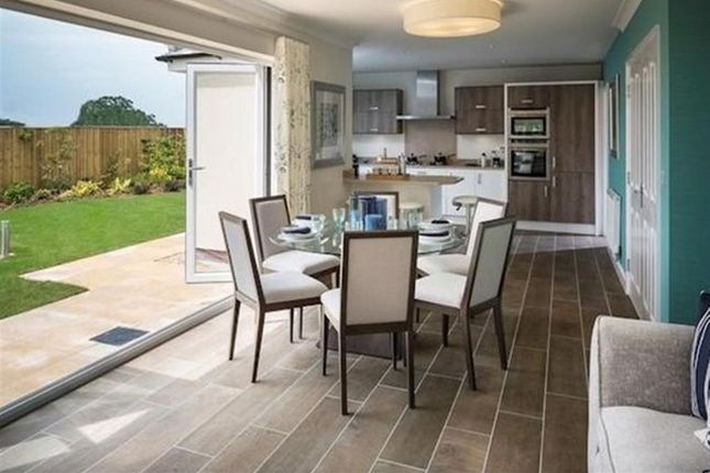 Thumbnail Detached house for sale in St Georges Fields, Wootton Fields, Northampton