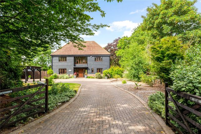 Thumbnail Detached house for sale in Woodhill, Send, Woking, Surrey