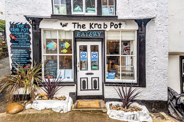 Thumbnail Restaurant/cafe for sale in Fore Street, Port Isaac