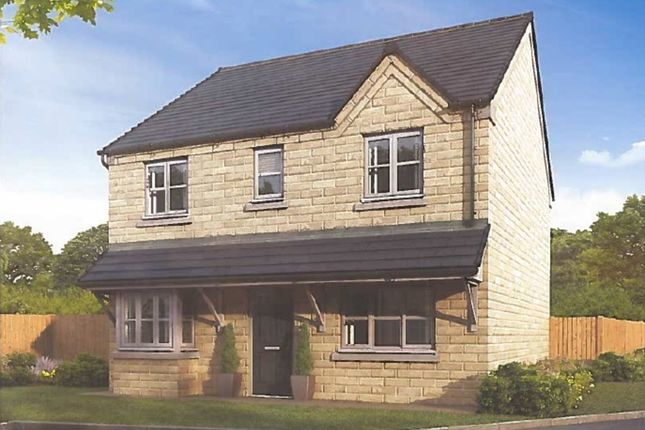 Thumbnail Detached house for sale in Off Waingate, Linthwaite, Huddersfield