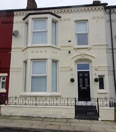 Terraced house for sale in Watford Road, Anfield, Liverpool