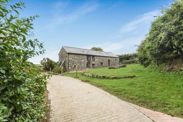 Thumbnail Barn conversion for sale in Bodmin, Cornwall