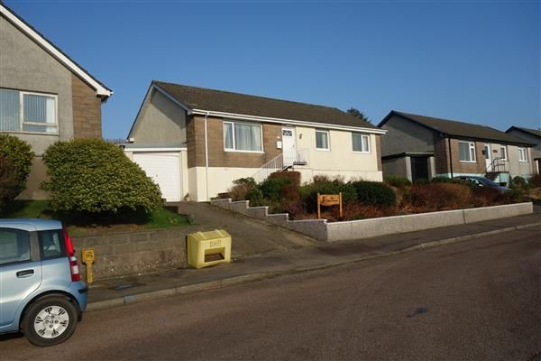 Thumbnail Bungalow for sale in Mo'dhachaidh, 22 Knockscalbert Way, Campbeltown