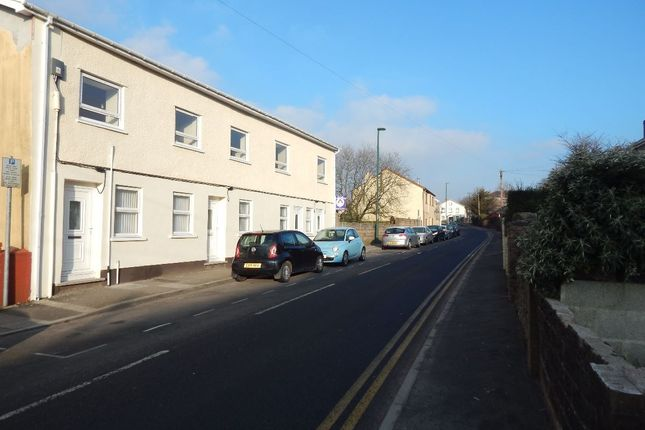Thumbnail Flat to rent in Flat 1, Everlina House, Queen Street, Nantyglo
