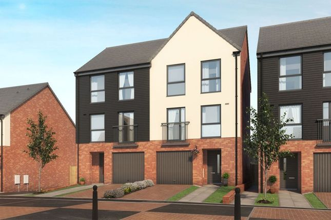 Thumbnail Semi-detached house for sale in Bucknall Grange Eaves Lane, Stoke-On-Trent