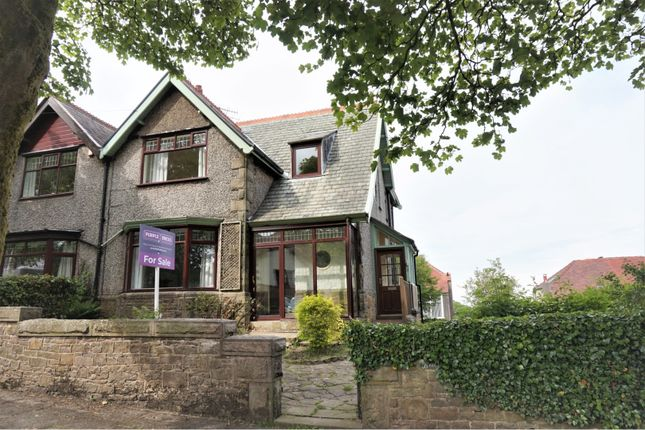Thumbnail Semi-detached house for sale in Granville Road, Darwen