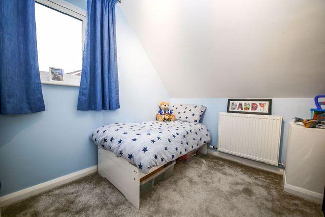 Bedroom Three of Kelway Terrace, Whelley, Wigan WN1