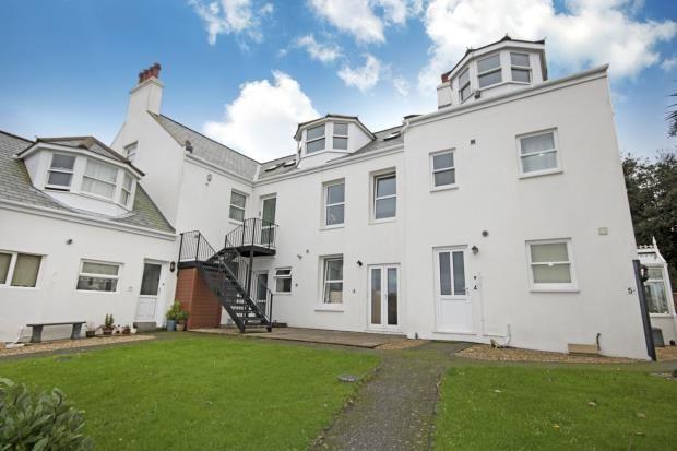 Thumbnail Flat for sale in Les Pommiers, La Route De La Hougue, Du Pommier, Guernsey