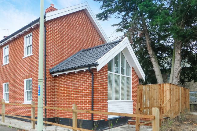 Thumbnail Detached house for sale in Norwich Road, Halesworth