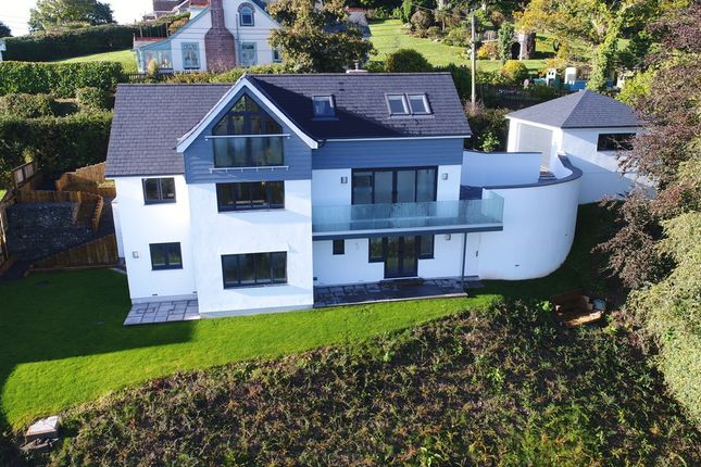 Thumbnail Detached house for sale in Longdown, Exeter