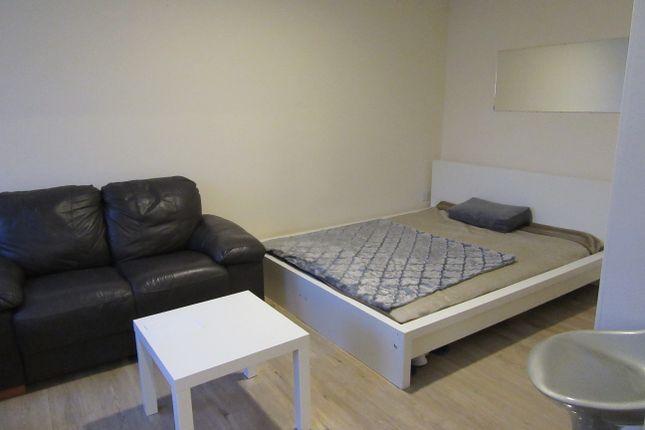Thumbnail Studio to rent in Coleridge Street, Liverpool