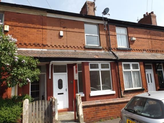 2 bed terraced house for sale in Rushmere Avenue, Levenshulme, Manchester, Greater Manchester
