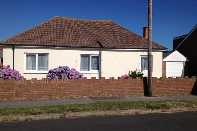 Thumbnail Detached bungalow for sale in Nutbourne Road, Hayling Island