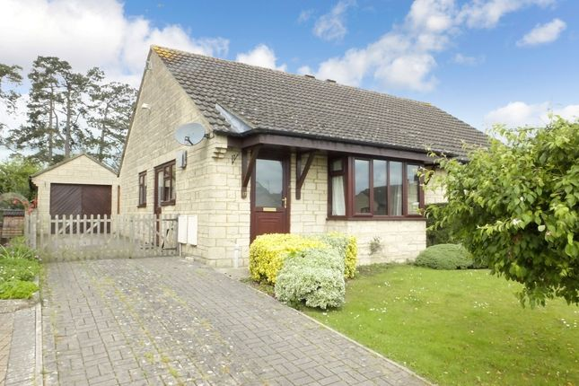 Thumbnail Semi-detached bungalow to rent in Hanks Close, Malmesbury
