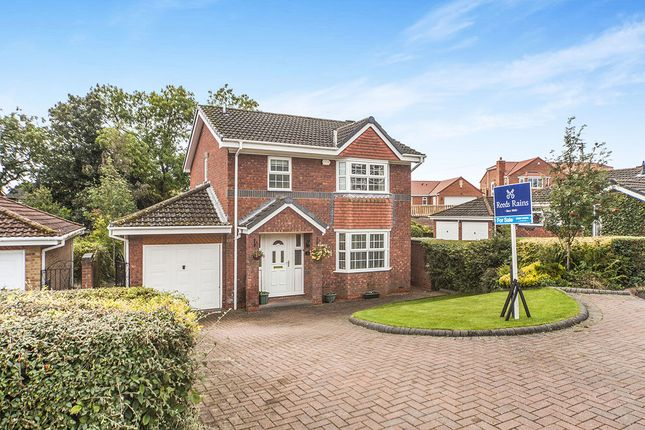 Thumbnail Detached house for sale in Kingsley Drive, Crook