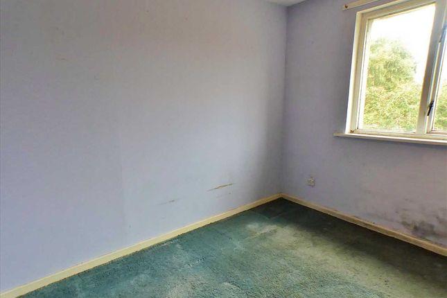 Bedroom of Mulben Place, Crookston, Glasgow G53